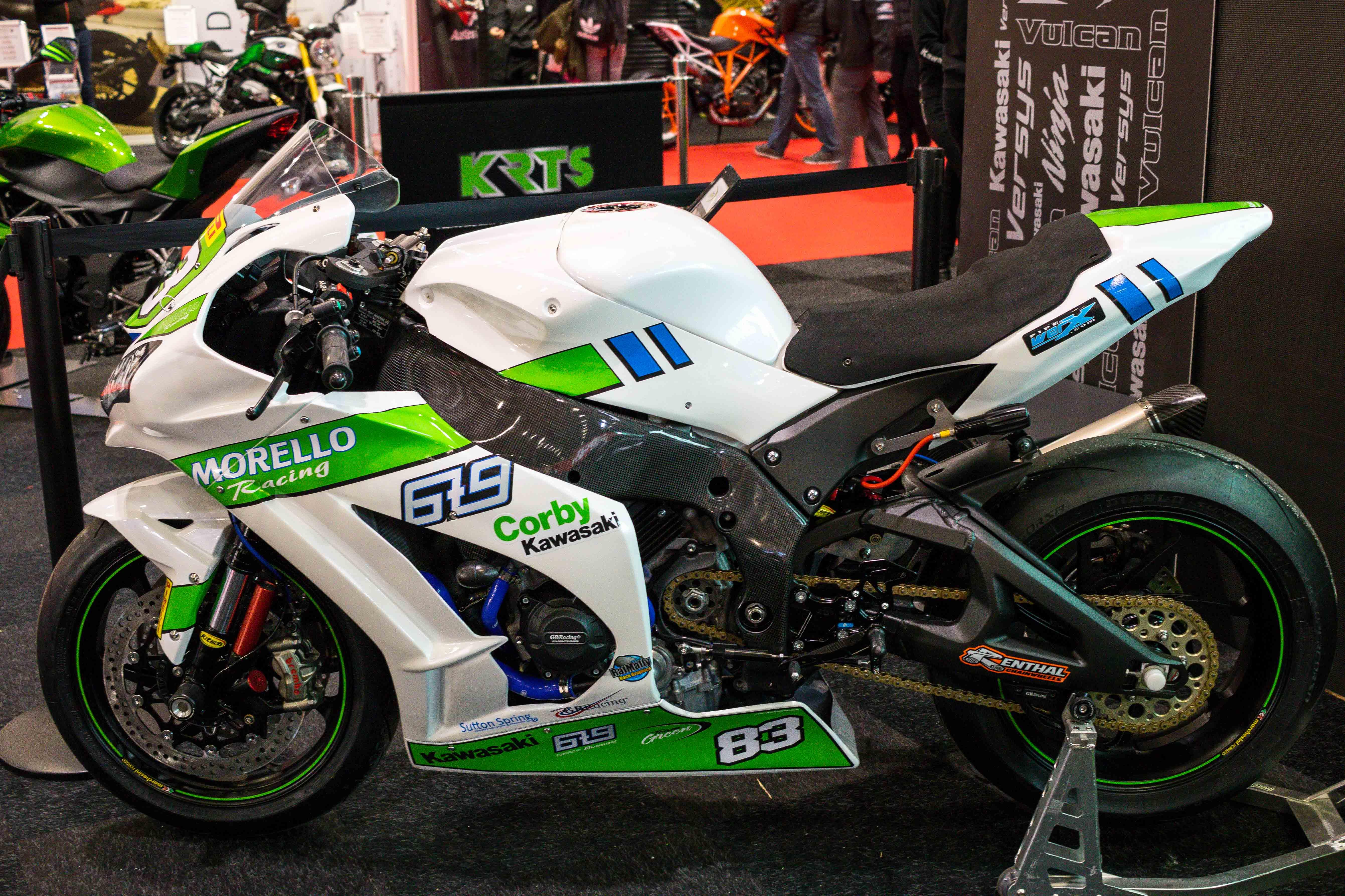 London Excel Bike Show February 2017 Superbike Freaks
