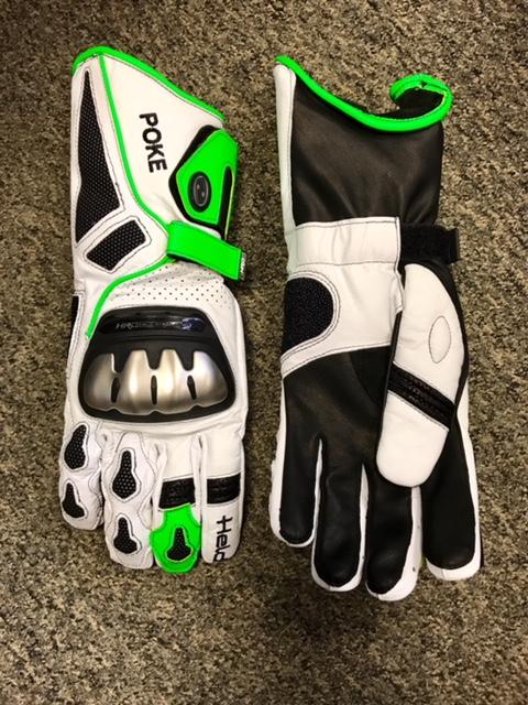 My Held Phantom II gloves