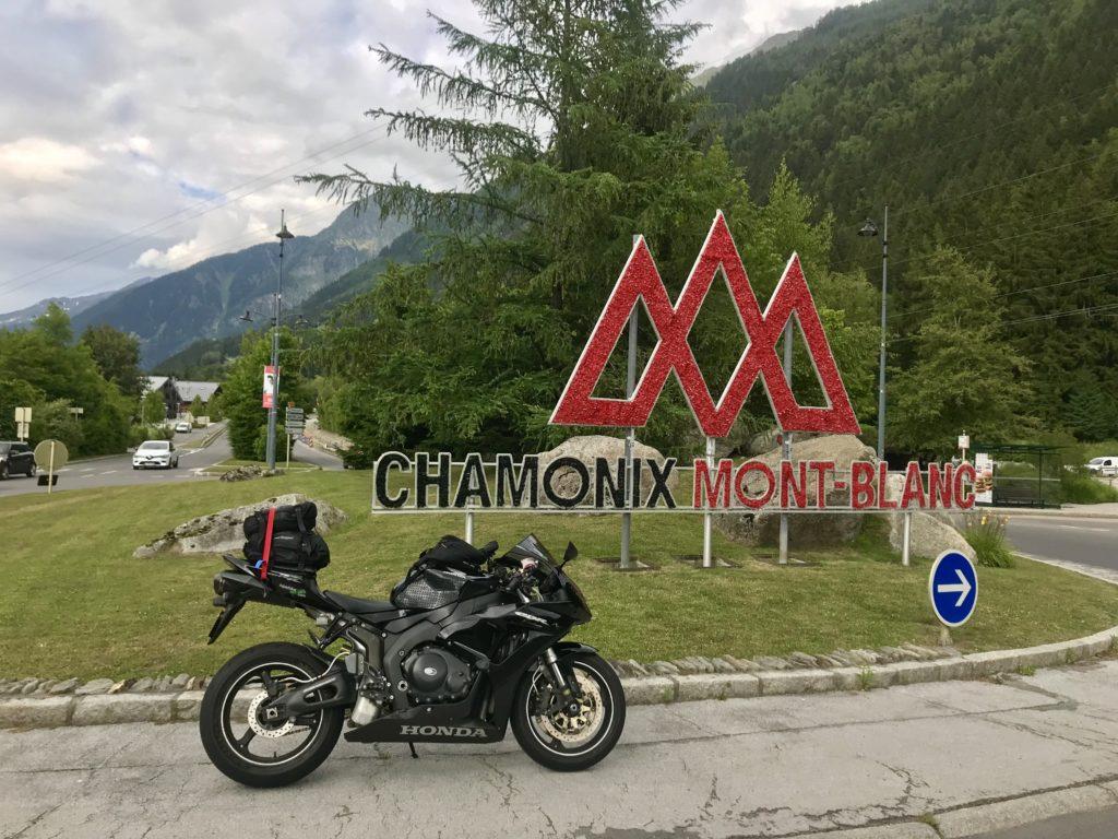 at chamonix